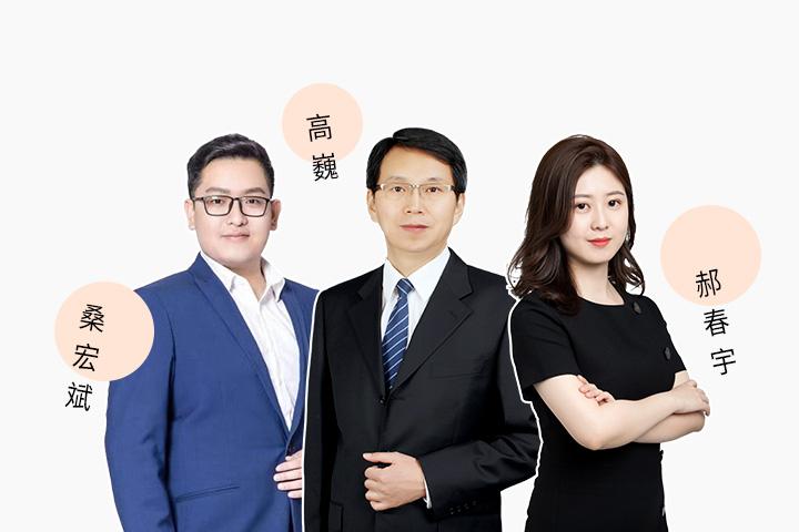 2020考研政治強化精講班